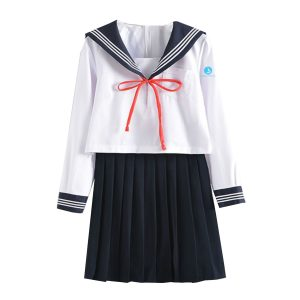Đồng phục học sinh nữ BO-HSNU02 đen