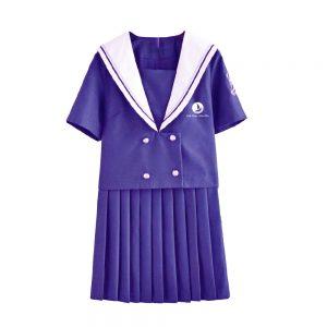 Đồng phục học sinh nữ BO-HSNU06 tím
