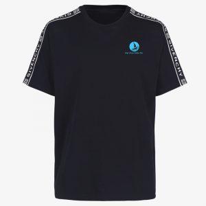 Áo thun nam BO-TSNA04 màu đen