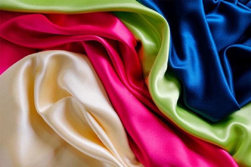 Hình ảnh minh họa vải lụa