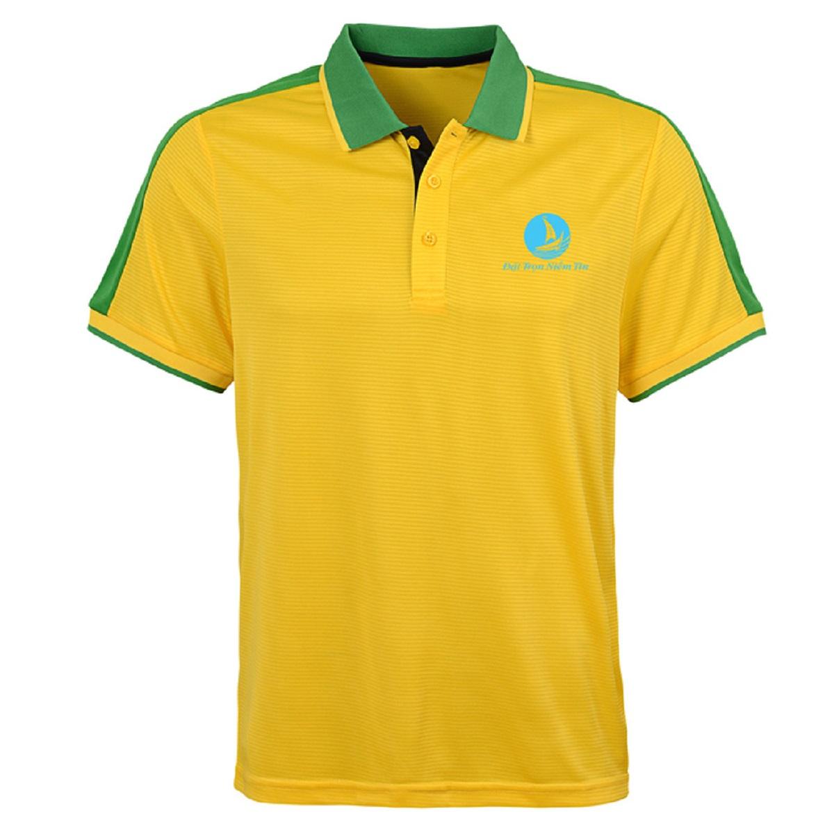 Màu vàng tượng trưng sự ấm áp, hạnh phúc, năng lượng lạc quan cũng như lòng trung thành