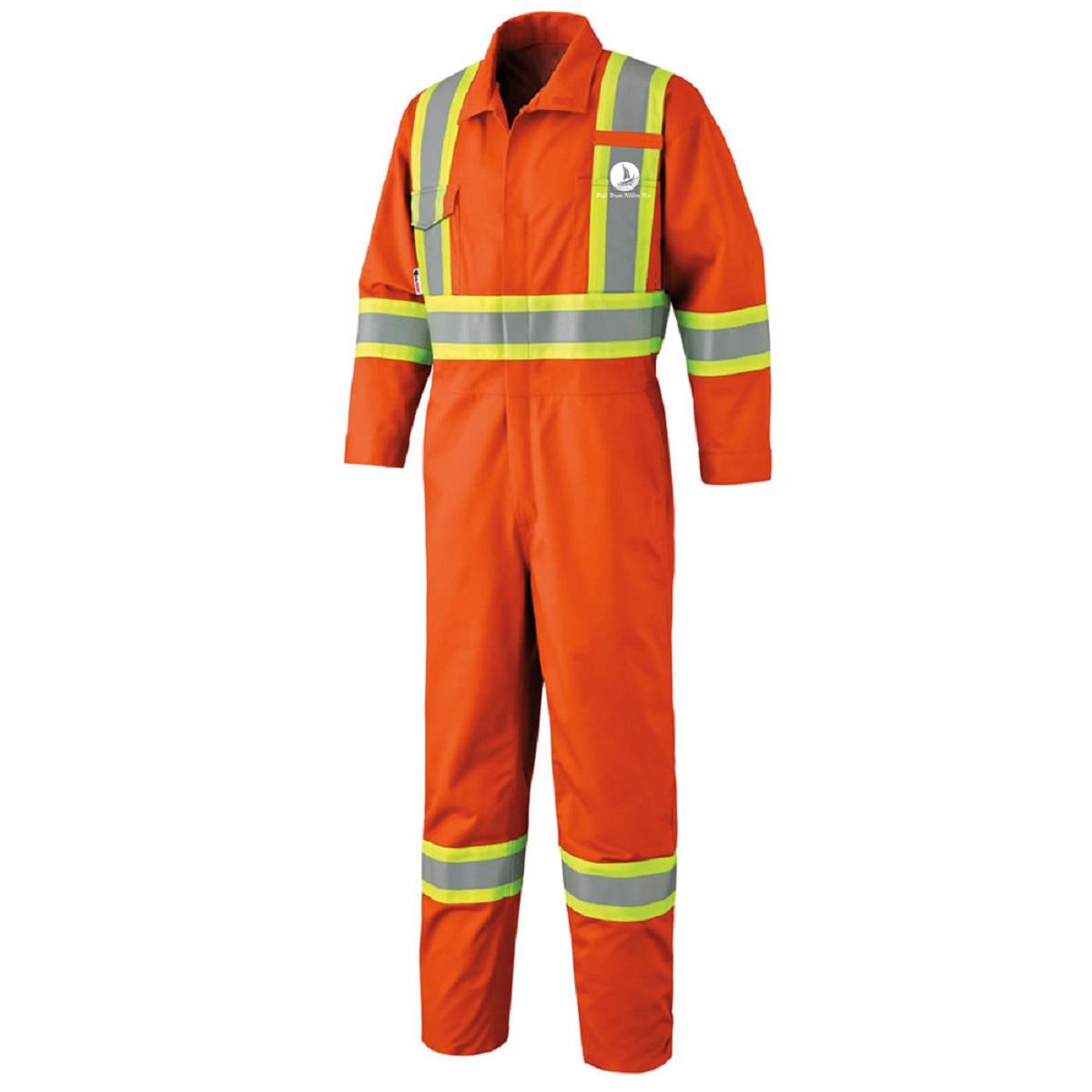 Mẫu đồng phục áo liền quần bảo hộ mã BO-ALQ02 – Gạch