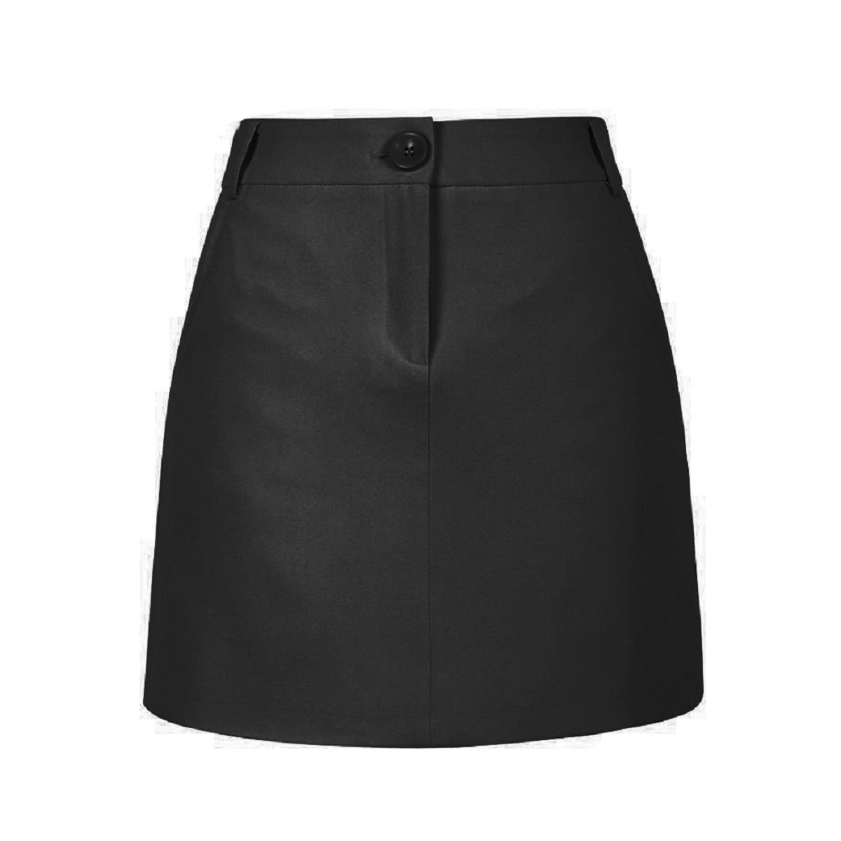 Kiểu dáng chân váy phổ biến mang đến sự thoải mái cho nhân viên khối văn phòng