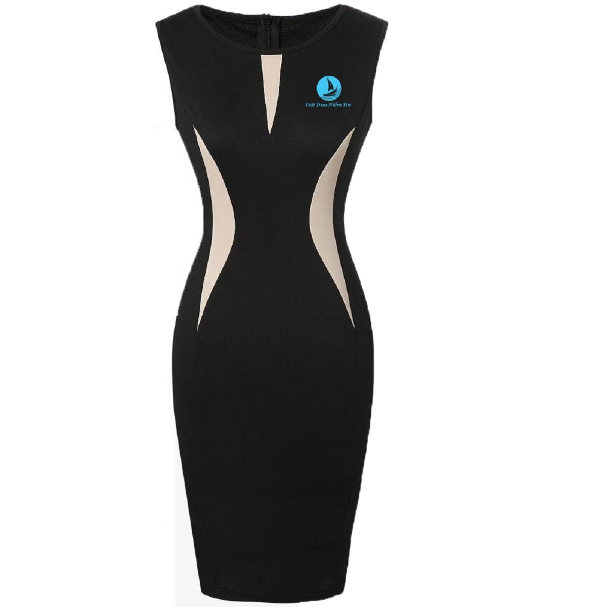 Chiếc váy được thiết kế nổi bật nhất tại phần eo vừa tôn dáng vừa che được khuyết điểm