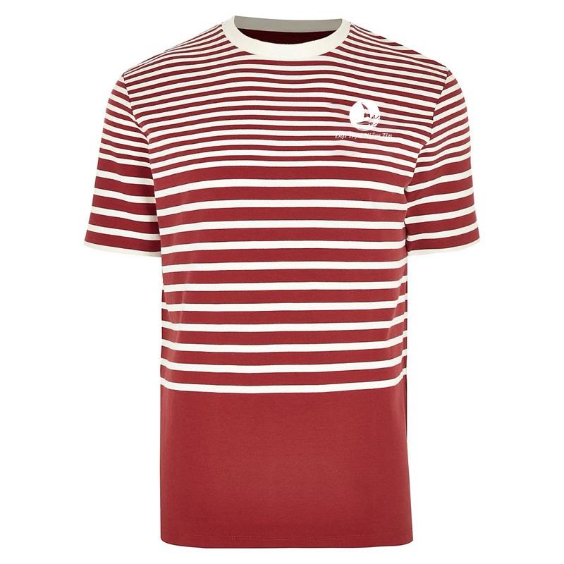 Áo thun T-shirt nam có các kích thước M, L, XL cho tất cả khách hàng.