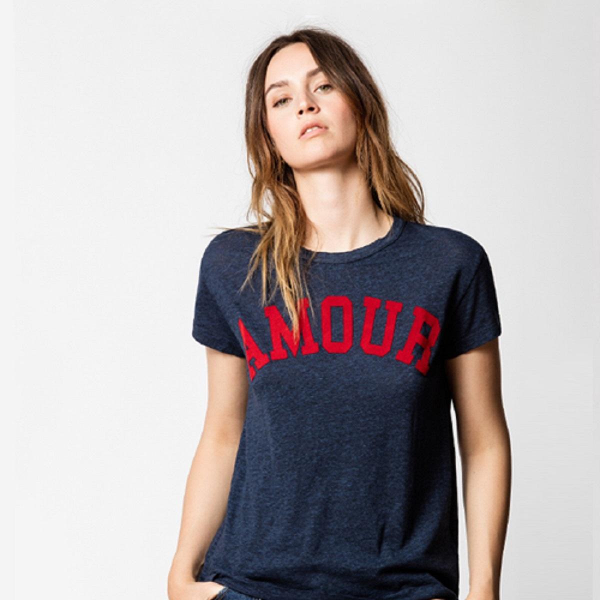 Áo thun T-shirt Nữ là phong cách thời trang luôn được ưa chuộng nhất