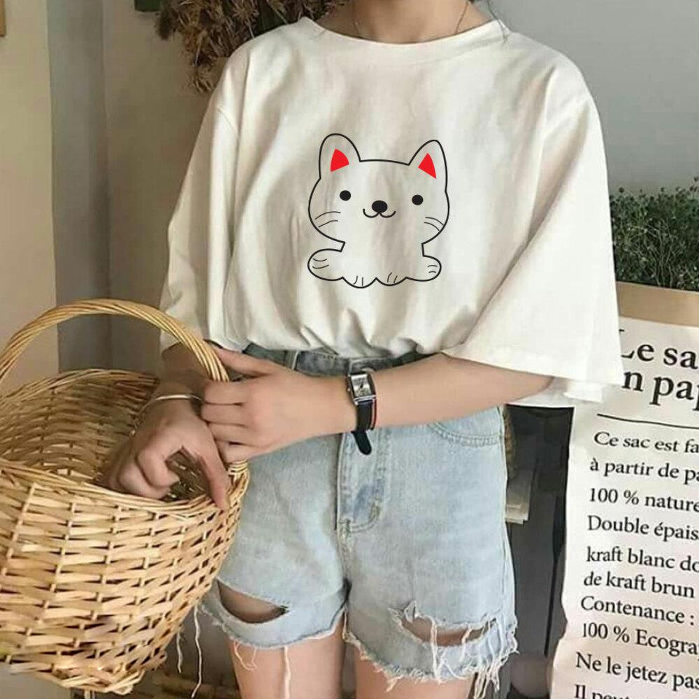 Áo thun T-shirt Nữ đem đến sự thoải mái và năng động cho người mặc