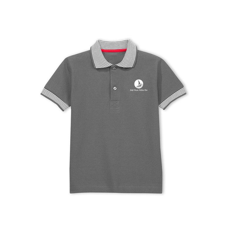 Cách chọn mua áo thun đồng phục trẻ em kích thước chuẩn.
