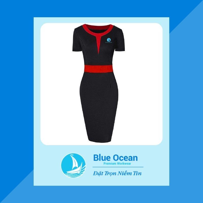 Mỗi mẫu thiết kế riêng biệt cho đồng phục quản lý cần đảm bảo sự tinh tế từ các chi tiết, giúp che khuyết điểm tốt, form dáng chuẩn với dáng người mặc